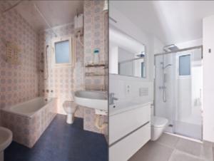 bathroom renovators Canberra by Nu-LookRenovations